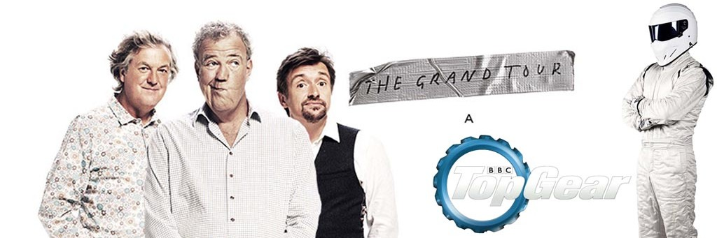 The Grand Tour – Top Gear online česky